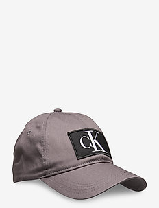 CKJ ESSENTIALS CAP - caps - volcanic glass