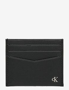 CARDCASE 6CC - cardholder - black