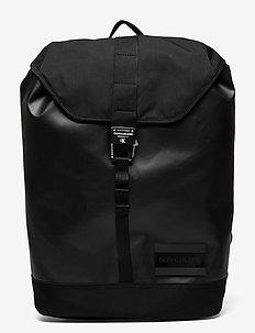 FLAP BP 40 - backpacks - black