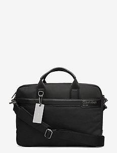 LAPTOP BAG - bags - ck black