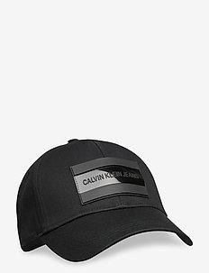 NYLON TARP CAP - casquettes - black