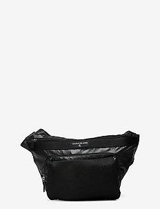 TRIANGLE SLING - olkalaukut - black