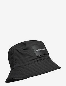 INST BUCKET - bucket hats - black