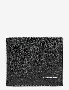 BILFOLD + KEYFOB - wallets - black