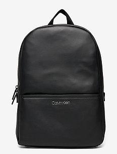 ROUND BP - ryggsäckar - black