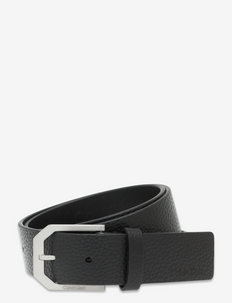 CK VITAL FACETED PB 35MM - ceintures classiques - ck black
