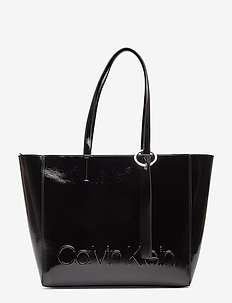 EDGED SHOPPER S - BLACK
