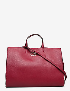 RE-LOCK TOTE - shoppers - barn red