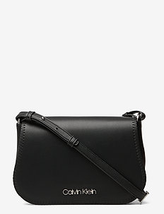 MELLOW SADDLE BAG, B - BLACK