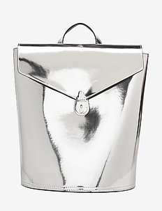 LOCK BACKPACK S - silver