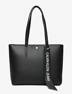 CKJ BANNER EW SHOPPER - BLACK
