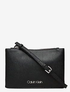 SIDED TRIO CROSSBODY - BLACK