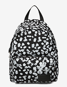 CKJ SPORT ESSENTIALS BP35 FLOR - black/white floral print