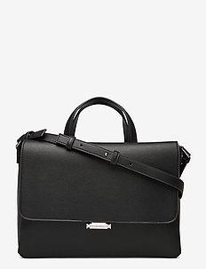 CK RETRO DOCTOR BAG - laptop-väskor - black