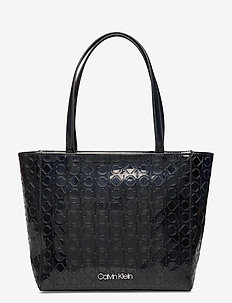 CK MUST EM SHOPPER S - fashion shoppers - black