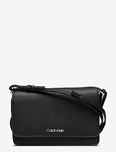 CK MUST PH CROSSBODY - sacs à bandoulière - black