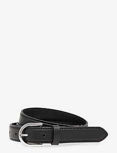 CK EVERYDAY FIX BELT 2.5 - belts - black