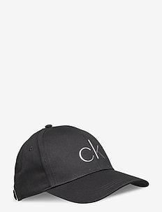 CK TPU BB CAP - kasketter - black