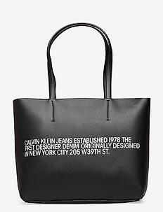SHOPPER 29 - fashion shoppers - black
