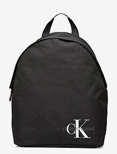 ROUND BP35 - rucksäcke - black