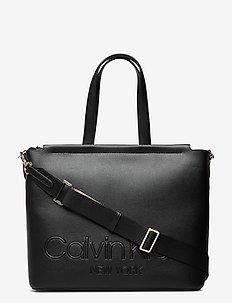 SHOPPER MD - torby na zakupy - black