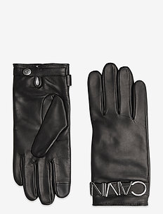 GLOVES L - handschoenen - black