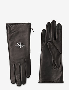 GLOVES LTH - handschoenen - black advisory