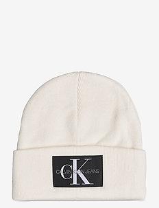 BEANIE - hatte - bright white