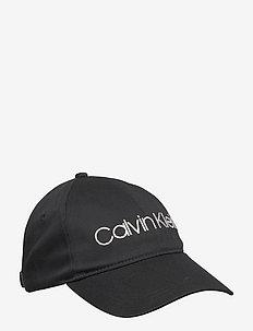 BB CAP - kasketter - ck black
