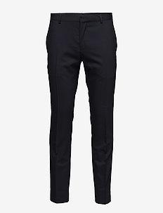 PITTSBURGH-BM STRETC - pantalons habillés - midnight navy