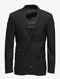 TIRRELL-BM STRETCH W - blazers à boutonnage simple - perfect black