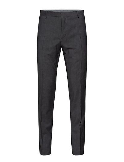 Modern Textured Suit Anzughosen Businesshosen Schwarz CALVIN KLEIN