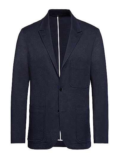 Stretch Denim Casua Blazer Jackett Blau CALVIN KLEIN