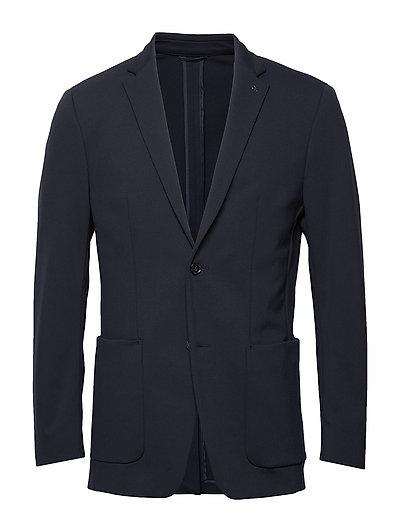 Solid Jersey Casual Blazer Blazer Jackett Blau CALVIN KLEIN