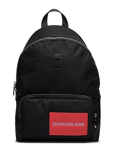 Sp Essential+ Cp Bac Rucksack Tasche Schwarz CALVIN KLEIN