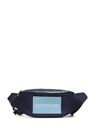 CALVIN KLEIN Sp Essential+ Street Pack Bum Bag Tasche Blau CALVIN KLEIN