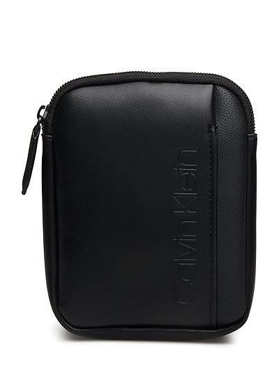 ELEVATED LOGO MINI F - BLACK