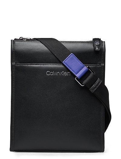 Ck Exec Flat Crossov Schultertasche Tasche Schwarz CALVIN KLEIN | CALVIN KLEIN SALE