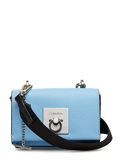 CK LOCK SMALL FLAP C - FADED BLUE