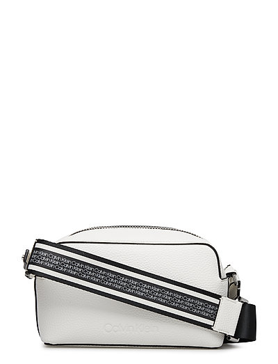 RACE CROSSBODY - BRIGHT WHITE