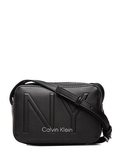Ck Must Psp20 Camerabag Ny Bags Small Shoulder Bags - Crossbody Bags Schwarz CALVIN KLEIN