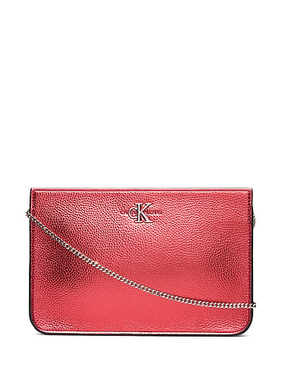 Ckj Mono Hardware Flat Xbody M Bags Small Shoulder Bags - Crossbody Bags Rot CALVIN KLEIN