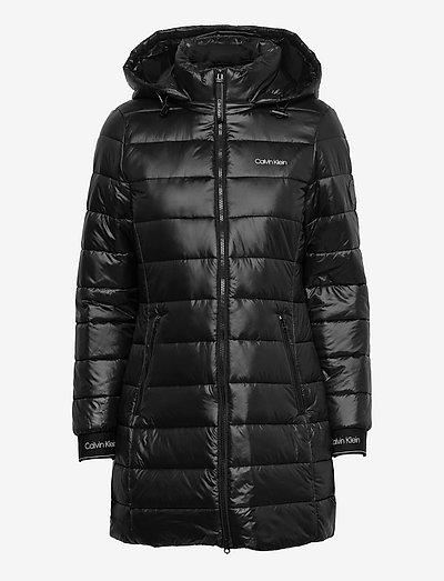 ESSENTIAL SORONA COAT - dynefrakke - ck black