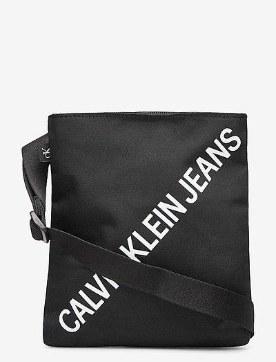 MICRO FLATPACK INST - sacs à bandoulière - black