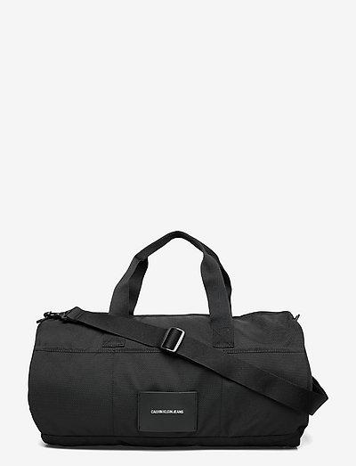 SPORT ESSENTIAL DUFFLE INST - väskor - black