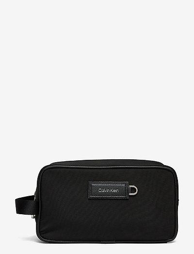 URBAN UTILITY WASHBAG - toiletry bags - ck black