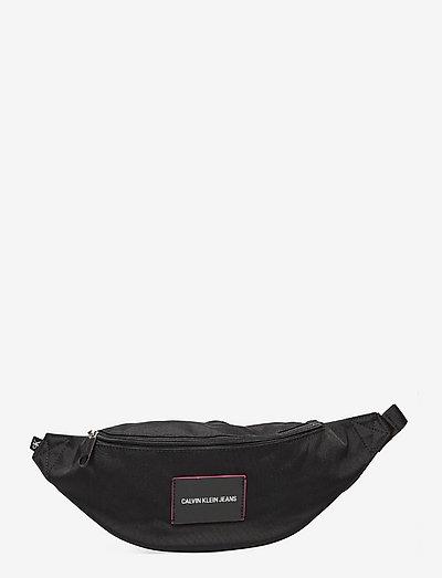 WAISTBAG - belt bags - black