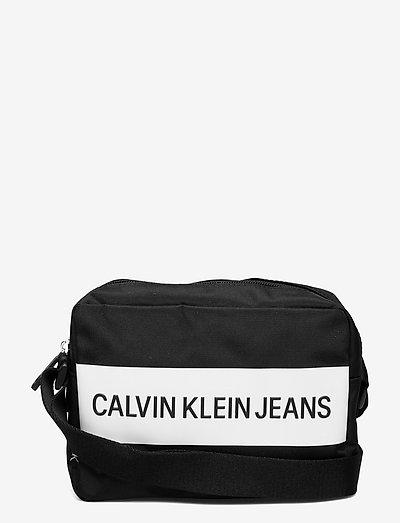 CAMERA BAG - torby na ramię - black
