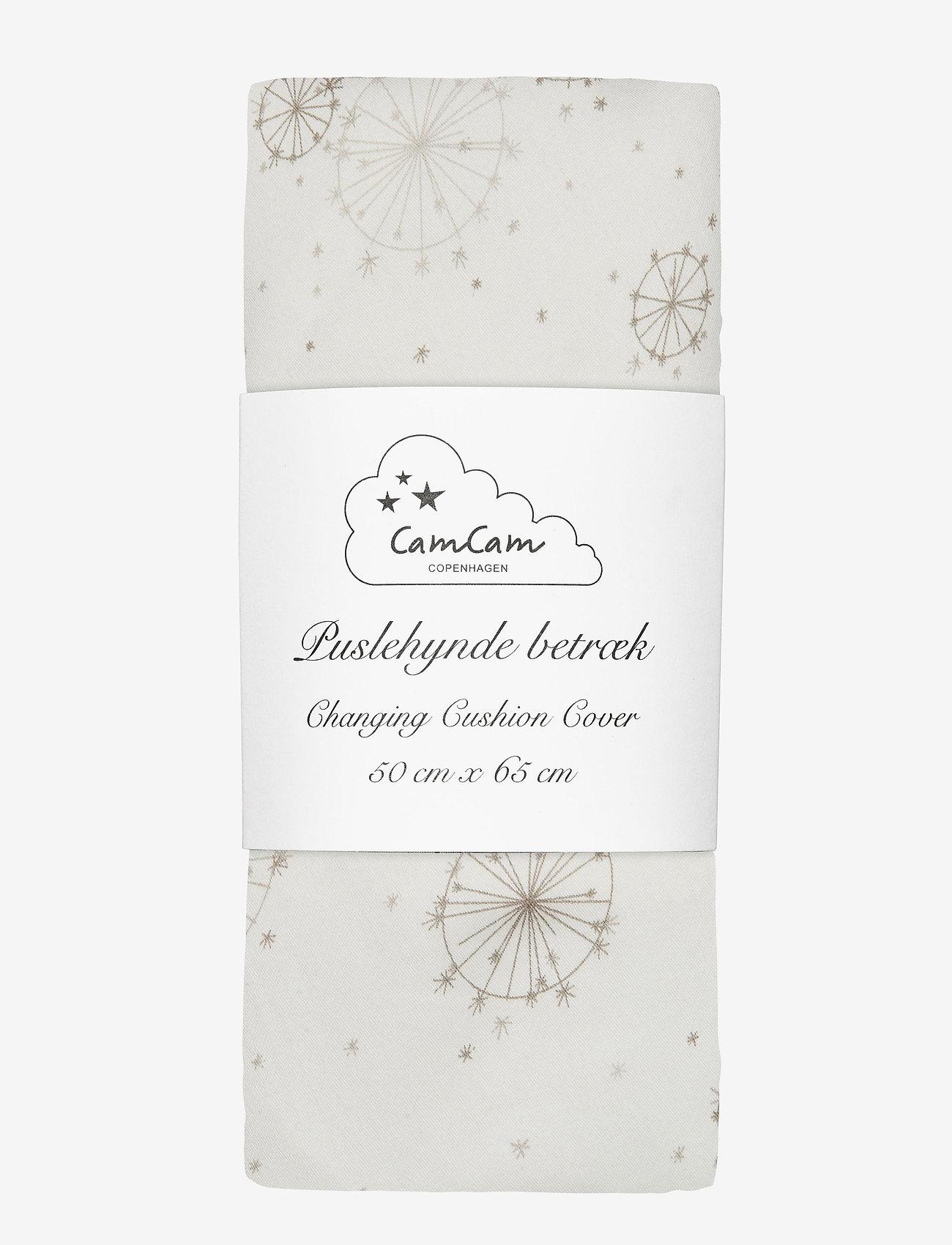 Cam Cam Copenhagen - Changing Cushion Cover - pościel - dandelion natural - 0