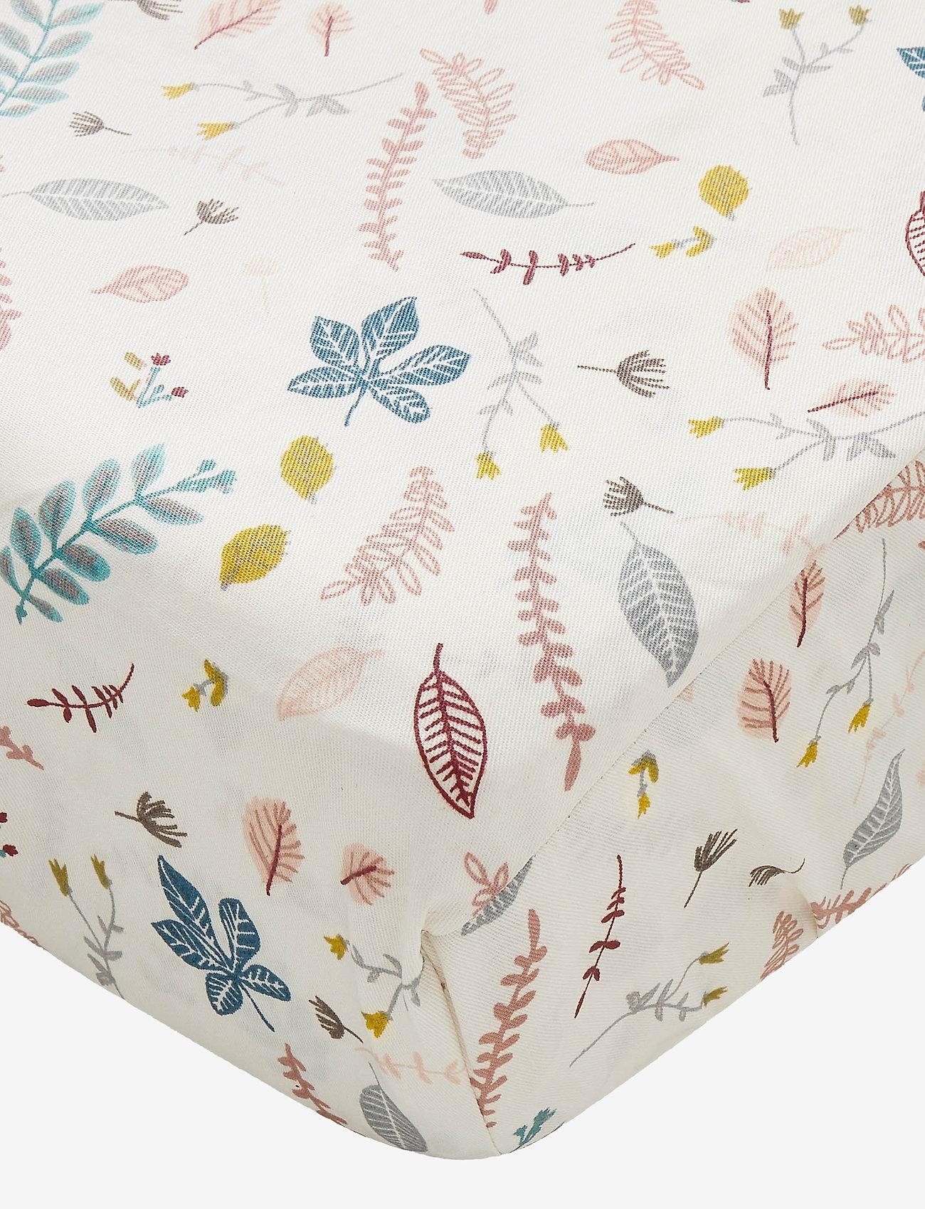 Cam Cam Copenhagen - Changing Cushion Cover - pościel - pressed leaves rose - 1